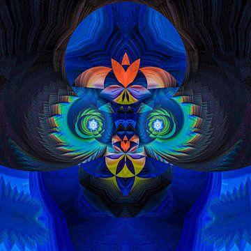 Phantasievolle abstrakte Twirl-Illustration 131/4 von PICTURES MAKE MOMENTS
