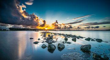 Sonnenuntergang! Sonnenuntergang! Sonnenuntergang! Sonnenuntergang! Sonnenuntergang! Sonnenuntergang von Jolanda Bosselaar