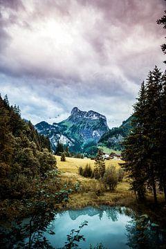 Fantasy Landscape von Jordy Brada