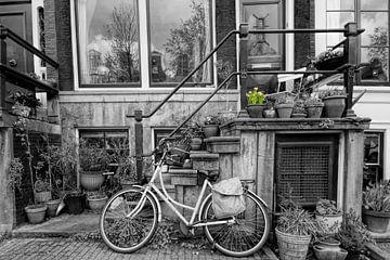 Herzlich Willkommen Amsterdam von Peter Bartelings Photography