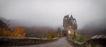 Schloss im Nebel