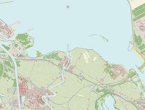 Kaart vanMuiden