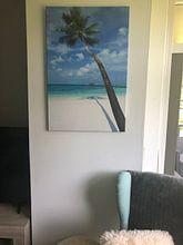 Klantfoto: Malediven van Tilo Grellmann | Photography, op canvas