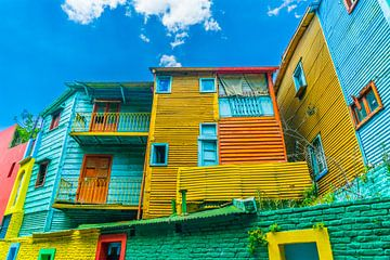 La Boca, Buenos Aires van Ivo de Rooij