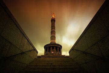 Siegessäule Berlin von Frank Herrmann