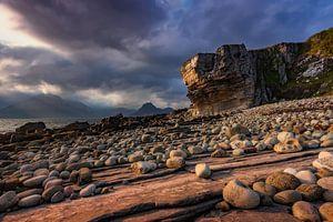 Schotland Elgol Isle Of Skye van