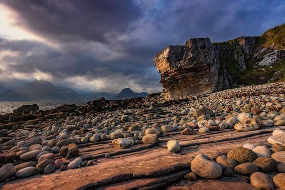 Schotland Elgol Isle Of Skye van Peter Bolman