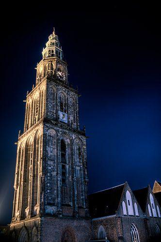 Groningen - Martinitoren van