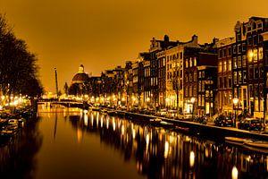 Singel Amsterdam van
