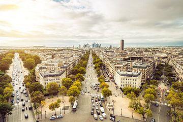 Paris Panorama  sur