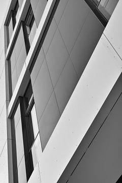 moderne Fassade von Heiko Kueverling