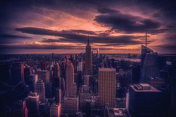 Dunkle Seite der Stadt von Joris Pannemans - Loris Photography