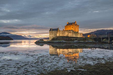 Eilean Donan Castle von Bert Buijsrogge