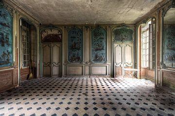 Licht im Schloss von Roman Robroek