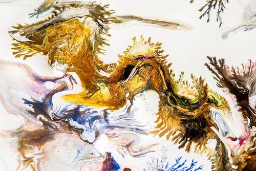 Acryl kunst 2009 van