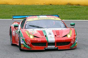 Ferrari 458 Italia GT van Sjoerd van der Wal