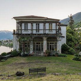 Verlaten Villa van Maikel Brands