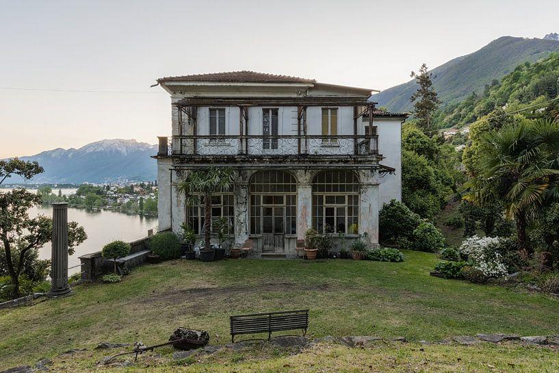 Verlassene Villa von Maikel Brands