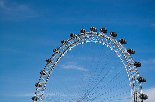 London Eye Sky van Jolien Kramer