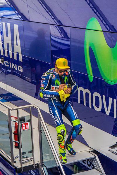 Valentino Rossi TT Assen 2016 van Ralph van Houten