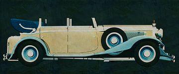 Maybach DS-8 Zeppelin 1935