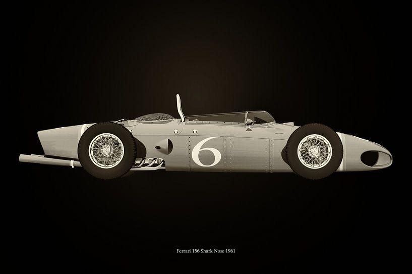 Ferrari 156 van Jan Keteleer