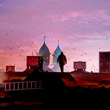 Het moment van Frans Van der Kuil