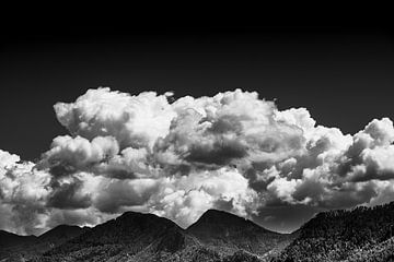 Magnifique paysage de montagne