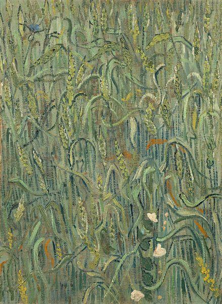 Vincent van Gogh, Korenaren van 1000 Schilderijen