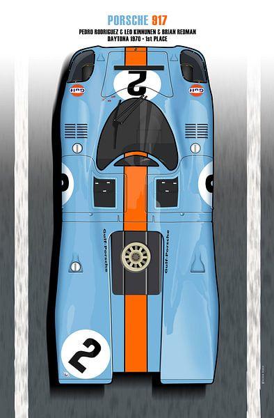917 Gulf Pedro Rodriguez, Leo Kinnunen von Theodor Decker