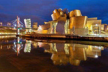 Guggenheim Museum Bilbao van Thomas Rieger