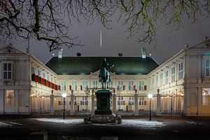 Den Haag. Paleis Noordeinde van Henk Van Nunen