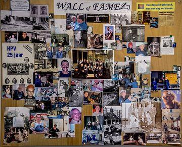 wall of fame van wim harwig