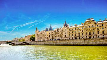 Die Conciergerie in Paris von Günter Albers