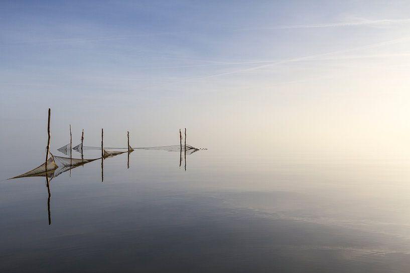 Eindeloos IJsselmeer van Joep de Groot
