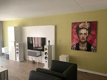 Kundenfoto: Frida 12 von Harald Fischer, auf alu-dibond