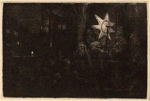 Rembrandt van Rijn, De Ster van de Koningen van
