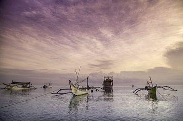 Bali strand van Herbert van der Beek
