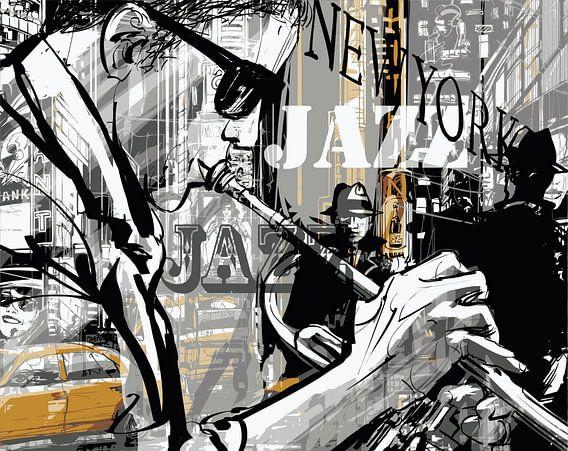 New York Jazz van STUDIO 68