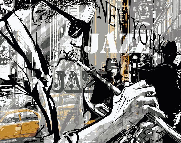 New York Jazz van AMB-IANCE .com