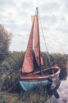Das kleine Segelboot von Daniela Beyer
