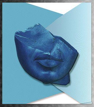 Queen Teye blue edition van Rudy & Gisela Schlechter