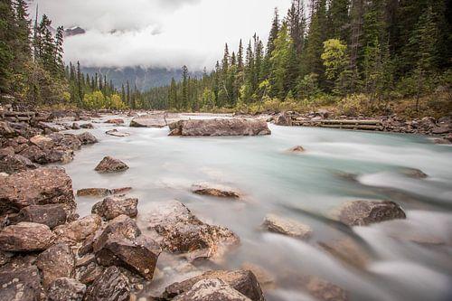 Canada river van