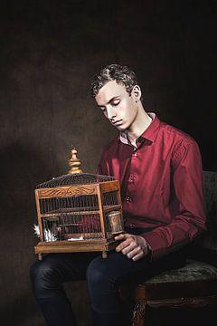 Wenn der Vogel weg ist von Sandra van der Star