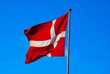 Vlag van Denemarken, Deense vlag, de Dannebrog van Norbert Sülzner