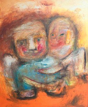 Vrienden van Nicole Roozendaal