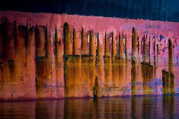 Ships as Art van scheepskijkerhavenfotografie