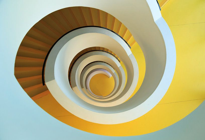 Going in circles  van Sander van der Werf