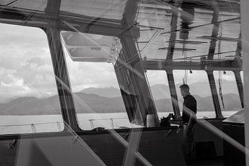 Inside Passage - British Columbia van Joris de Bont
