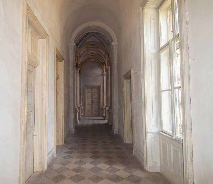Gang in kasteel von Fatima Maria Mernisi